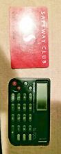 Vintage Casio Sl-720L Solar Powered 8 Digit Pocket Calculator