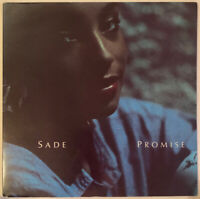 SADE PROMISE LP EPIC 1985 DUTCH PRESS EX+ PRO CLEANED
