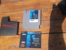 Nes Game - Total Recall (Nintendo Entertainment System, 1990)