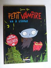 PETIT VAMPIRE VA A L' ECOLE tome 1 en EO 1999