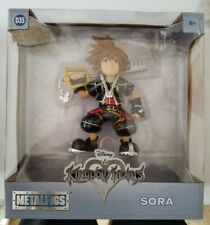 Disney Kingdom Hearts Metalfigs. Sora. Brand New/Sealed. Free Shipping.
