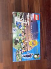 Lego 3409 Sports Soccer Championship Challenge - 100% Complete w/ Instructions