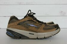 Avia 9997 Women's Avi Motion Brown Arch Rocker Flex OrthoLite Shoes Size 7.5