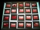 VINTAGE LOT 20 SLIDES PHOTO SHRINERS CHICO CA YOLO CO 1962 CARS CAMELS