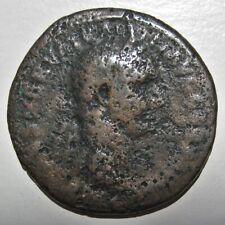 ANCIENT ROMAN COPPER COIN (27MM)
