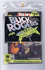 Buck Rogers Movie Adaptation, Whitman 3 Comic Multi-Pack