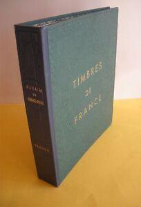 FRANCE: COLLECTION TIMBRES NEUFS/OBLIT 1900-1951 A VOIR