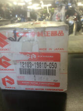 suzuki OEM 2nd (0.50) 0ver piston, rings and clips