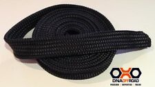 Winch rope protective sleeve for 8, 9,10,11,12mm dyneema and others 3M length