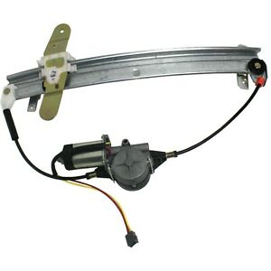 New Window Regulator w/Motor Front Passenger Side fits Grand Marquis Crown Vic