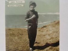 JANE BIRKIN ENFANTS D'HIVER CD ALBUM PROMO