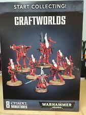 Start Collecting! Craftworlds - Warhammer 40k - Brand New! 70-46