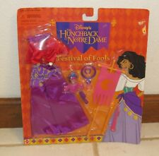 Disney Esmeralda Festival of Fools Outfit Dress n Play with Accessories MIP