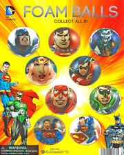 "200 Vending Machine 2"" Capsule Toys - 49mm Self Vending DC Comics Foam Balls"