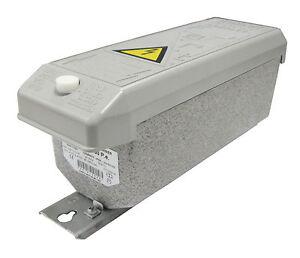 F.A.R.T. Neontrafo Hochspannungstransformator 1000-10000 Volt / 75mA NEUWARE