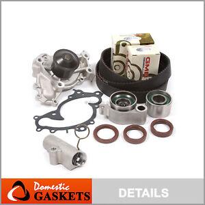 Timing Belt GMB Water Pump Kit Fit 01-10 Toyota Lexus 3.0L 3.3L Tensioner 3MZFE
