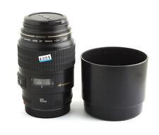 Canon EF 100mm f/2.8 USM Lens  Macro