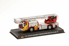 Fire Engine IVECO MAGIRUS DLK 23-12 Delprado Diecast 1:72 - Feuerwehr CBO032