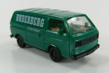 VW Bus T3 Transporter Underberg grün Herpa 1:87 H0 ohne OVP [ZG2-B5]
