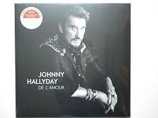 Johnny Hallyday 33Tours vinyle De L'amour
