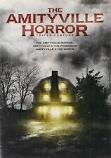 Amityville Horror Triple Feature DVD Region 1 Shippin