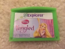LeapFrog Leapster Explorer GS LeapPad  Disney's Tangled Game Cartridge
