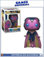 Funko Pop Vision Avengers Infinity War Hot Topic Exclusive