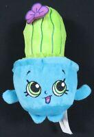 "Shopkins 7"" Plush Prickles the Cactus 2013 Moose Enterprise Stuffed Toy NWOT"