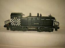 Lionel Postwar #617 Santa Fe NW-2 Diesel Switcher Locomotive  MC3