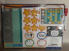 Magnetic Behavior/ Star/ Reward/ Responsibility Chore Chart, One /New