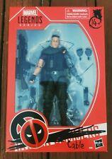 "Marvel Legends Series Cable 6"" Action Figure Deadpool NIB"