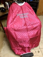 Vintage Pink Hairstyling Cape
