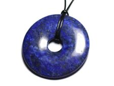 collier donuts 60mm lapis