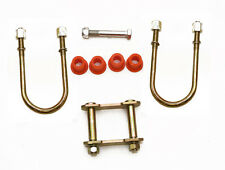 Rear Leaf Spring Fitting Kit For Isuzu D-Max Pickup 2.5/3.0 (07/2003>On) 1 SIDE