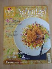 Meine Familie & ich-Kreativ Küche Nr.3/2005/Zeitschrift,Schnitzel,Geschnetzeltes