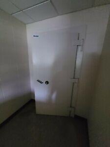 Mosler Vault Door and Frame Gun Safe gun vault