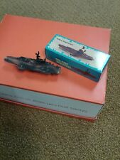 Die Cast Miniature Ship Pencil Sharpener Aircraft Carrier #206