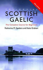 Colloquial Scottish Gaelic: The Complete Course for Beginners-ExLibrary