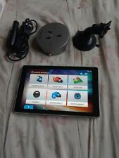 "Rand mcnally overdryve 8 pro commercial Truck gps/tablet ""works great"" 8 inch."