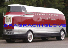 "1950s GM ""Futureliner"" ""Parade of Progress"" Custom Concept Bus PHOTO! #(9)"