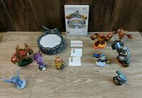 Skylanders Giants Wii Game and Portal and 9 Characters