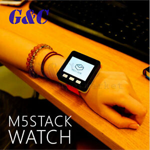 M5Stack Multi-function Watch With ESP32 and 850mAh Battery Micropython Arduino