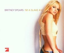 Britney Spears | Single-CD | I'm a slave 4 you (2001)