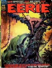 Eerie Magazine 141 Issues  Frazetta Covers Free Shipping