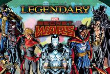Legendary: Secret Wars - NEW