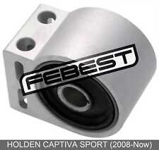 Rear Arm Bushing Front Arm With Shaft (Hydro) For Holden Captiva Sport