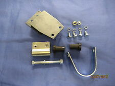 MG MGB ROADSTER OR GT MIDDLE EXHAUST BRACKET KIT 62-80  including u bracket OC26
