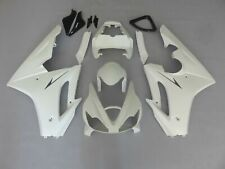 Unpainted White Fairing Kit for Triumph Daytona 675 2006-2008 07 08 ABS Bodywork
