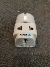 Qty 13 - Orei Wp-Ef-Gn Wonpro Universal 2-in-1 Schuko Plug Adapter Type E/F