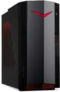 Acer Nitro N50-610 Gaming Desktop PC i5-10400F 8GB 1TB+512GB GTX 1660 Super 6GB